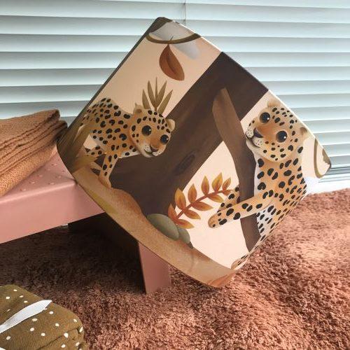 jungle lamp luipaard